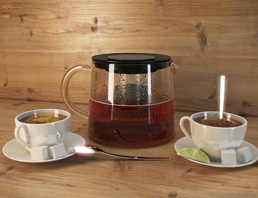 餐具, 花茶, 被子, 餐具组合, 现代