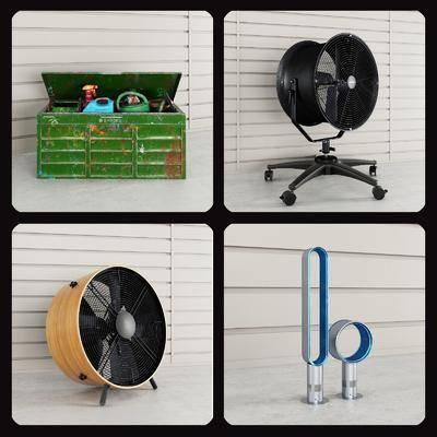 工具箱, 排气扇, 电风扇, 鼓风机