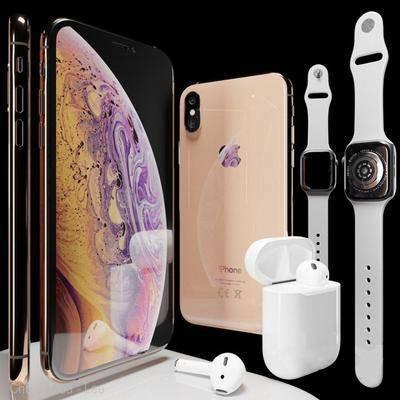 现代, 手表, 手机, 单体