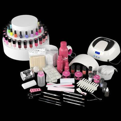 化妆品, 化妆工具, 现代, 护肤品