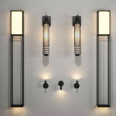 壁灯, 中式, 中式壁灯