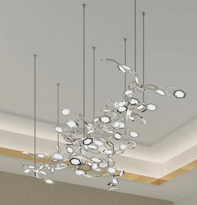 吊灯, 现代吊灯, 金属吊灯, 艺术吊灯, 树枝吊灯, 亮片吊灯, 餐厅吊灯