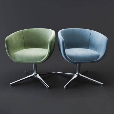 单椅, 现代椅, 休闲椅, 现代