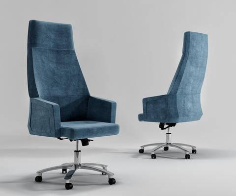 办公椅, 单椅, 转椅, 电脑椅