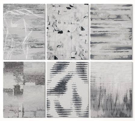 现代布艺地毯
