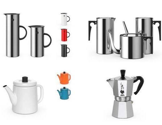 厨具餐具, 茶壶, 摆件, 现代