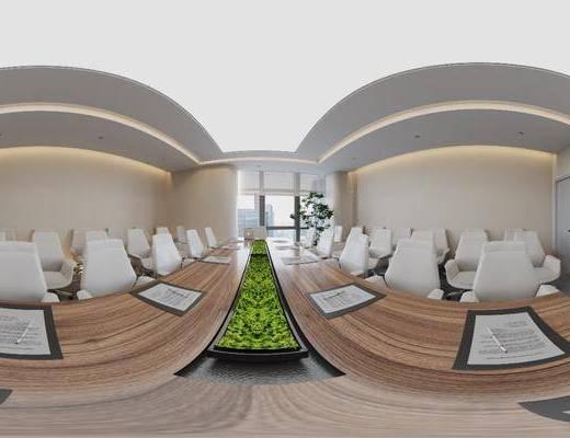 会议室, 工装, 现代