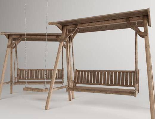 户外椅, 吊椅, 秋千, 现代秋千吊椅