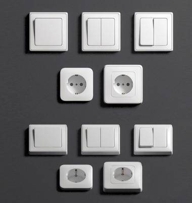 开关, 插座, 现代
