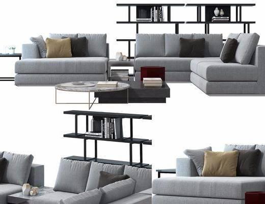 现代沙发茶几组合, 现代, 沙发组合, 现代沙发, 布艺沙发, 茶几