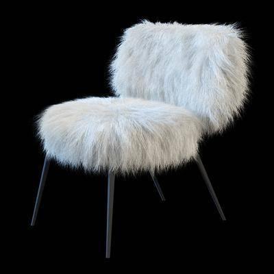 单椅, 休闲椅, 绒毛, 现代休闲椅, 现代