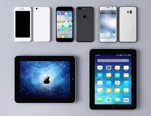 手机, 数码产品, 电脑
