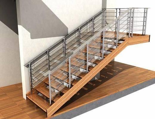 楼梯, 铁架楼梯