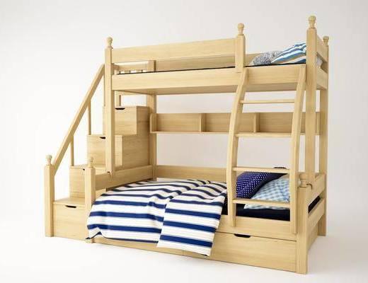 高低床, 上下床, 子母床, 北欧