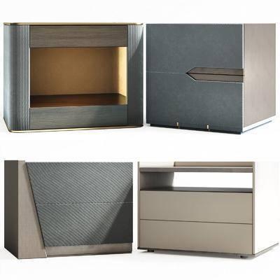 现代, 床头柜, 柜架