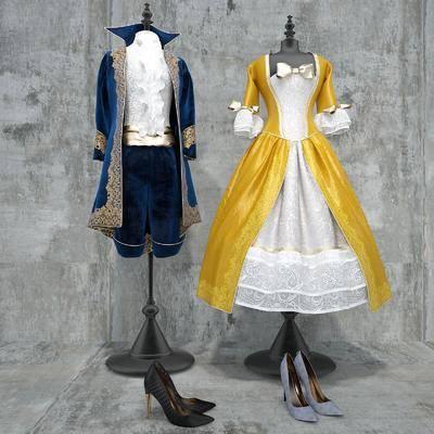 禮服, 服飾, 北歐