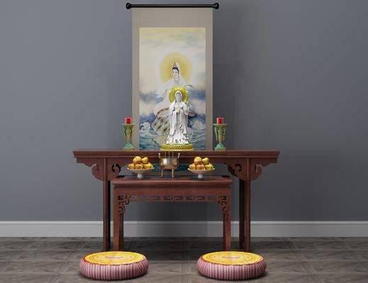 中式佛像, 佛像