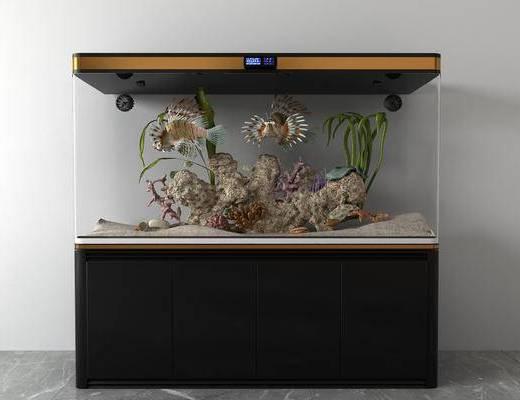 现代鱼缸, 鱼缸