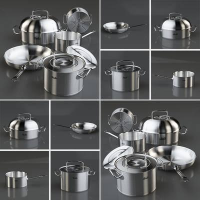 炊具廚具, 現代