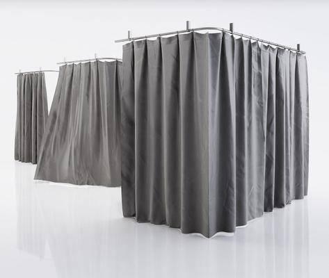 窗帘, 帘子, 现代