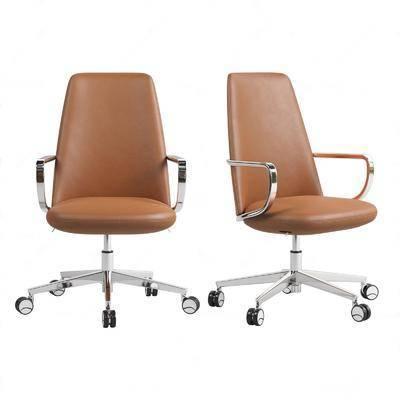 现代, 办公椅, 单椅