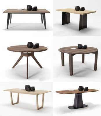 茶幾, 邊幾組合, 桌子