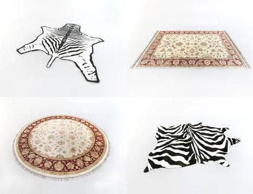 现代地毯, 田园地毯, 欧式地毯