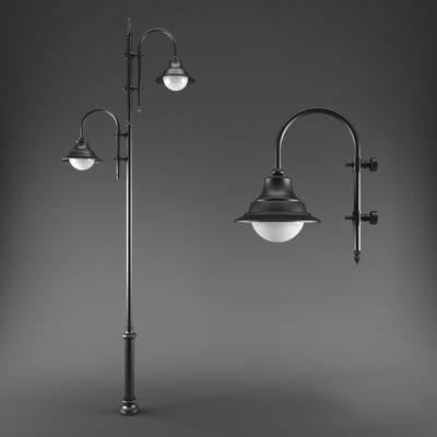 路灯, 壁灯, 现代