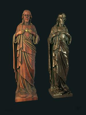 圣像, 雕塑, 欧式, 欧式人物, 人物, 人像