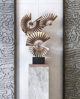 雕塑, 雕刻, 摆件组合, 装饰品