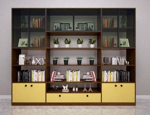 现代书柜, 北欧书柜, 现代装饰柜, 北欧装饰柜, 中式书柜, 现代, 北欧, 书柜, 置物柜, 装饰柜