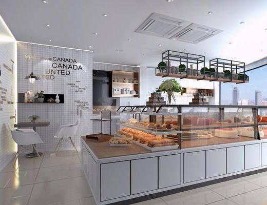 现代面包店, 面包店