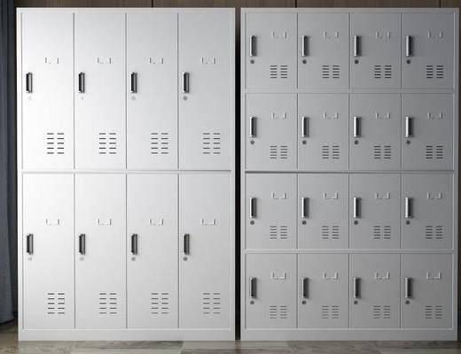 现代文件柜, 文件柜, 置物柜