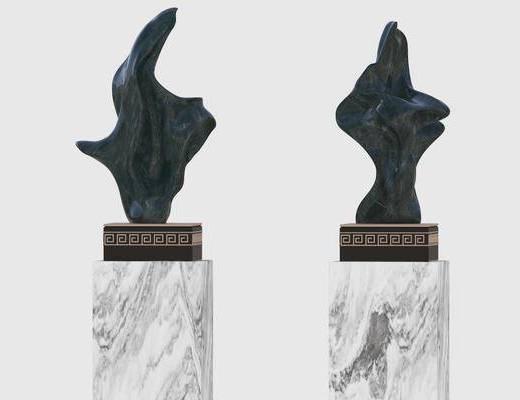 现代, 雕塑