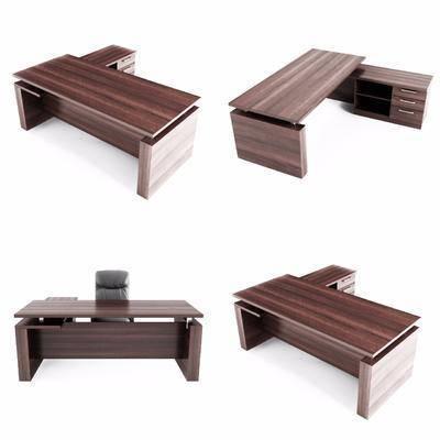 办公桌, 书桌, 中式