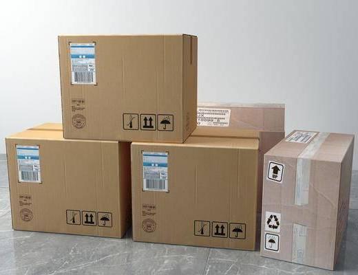 纸箱, 包装箱