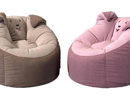 现代, 懒椅, 单体