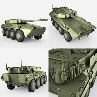 坦克玩具, 电动玩具, 现代