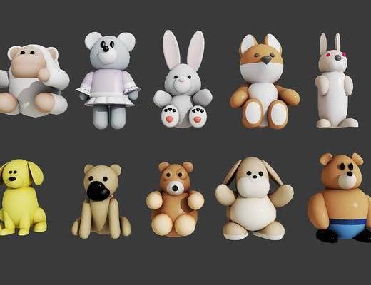儿童玩具, 玩偶