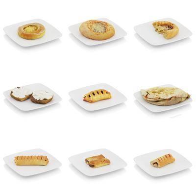 盘子, 食物, 现代, 双十一