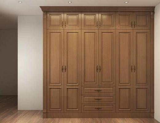 衣柜, 柜, 木柜, 现代衣柜