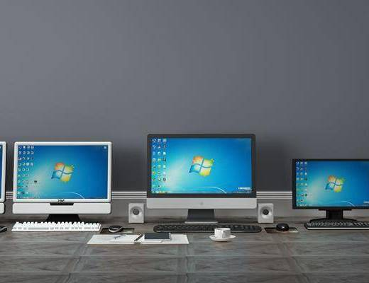电脑, 现代