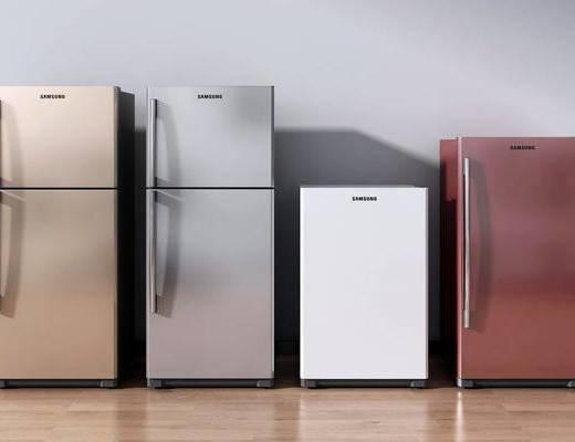 �F代, 冰箱, �误w