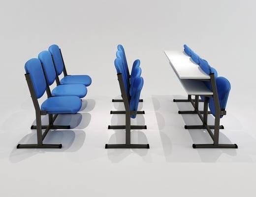 多功能椅, 折叠椅, 多人椅, 长排椅