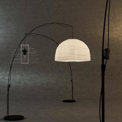 落地灯, 灯, 灯具, 现代