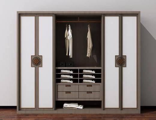 新中式, 衣柜