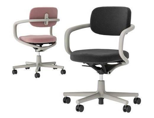 现代简约办公椅, 商务椅