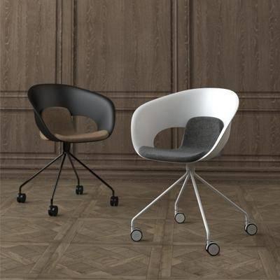 现代办公椅, 现代, 办公椅, 椅子