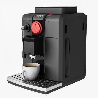咖啡机, 饮料机