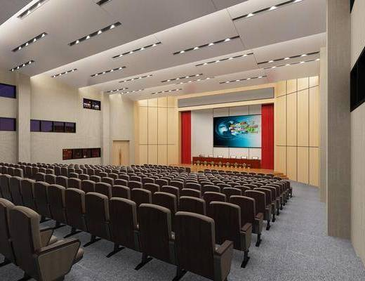 報告廳, 會議室, 單人椅, 現代